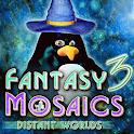 Fantasy Mosaics 3: Distant Worlds icon
