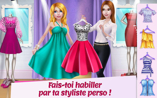 Shopping Girl astuce APK MOD capture d'écran 1