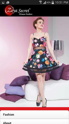 Zoya Secret Women Fashion Wear
