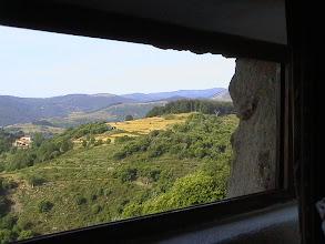 Photo: Fenêtre de la chambre Sud