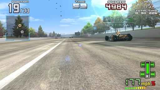 INDY 500 Arcade Racing screenshot 12