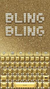 Bling Keyboard - náhled