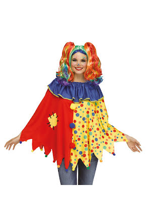 Poncho, clown