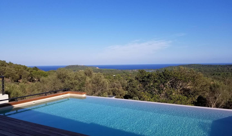 Villa avec piscine et jardin Sainte lucie de porto vecchio