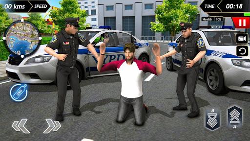 US Police Car Racing 2019 Apk 2