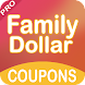 Smart Coupons For Family Dollar - Top Discount