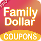 Smart Coupons For Family Dollar - Top Discount ????