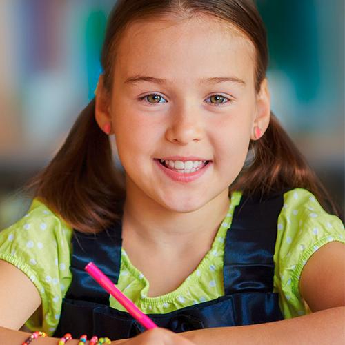 photo enfant scolaire