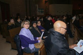 Photo: Gran Parte de los asistentes entre ellos: Antonia Grullón - Luz Mota Carmen De La Rosa Mario Nuñez - Guadalupe y Saúl Fernández