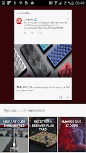 Flipboard– Vignette de la capture d'écran