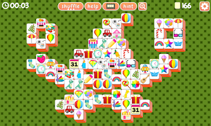 Mahjong Holiday Joy 2016 APK screenshot thumbnail 5