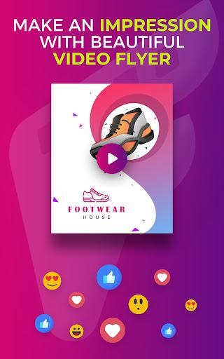 Flyer Maker, Poster Maker With Video 19.0 screenshots 24