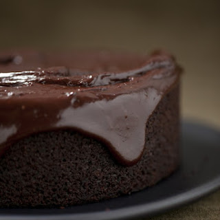 Chocolate Olive Oil Cake.