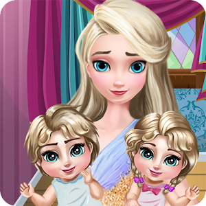 Elsa Twins Care for PC and MAC
