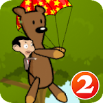 Teddy and bean adventure Icon