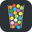 100 Balls - Tap to Drop the Color Ball Game apk