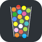 100 Balls - Tap to Drop the Color Ball Game icon
