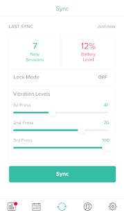 Lioness: Sexual Health and Wellness Tracker - náhled