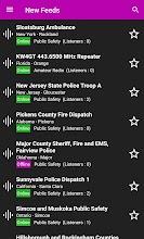 Police Scanner Plus screenshot thumbnail