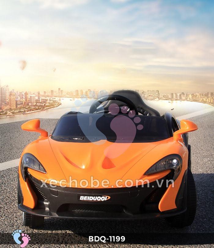 Xe hơi điện trẻ em BDQ-1199 McLaren 5