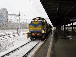 Photo: Jelenia Góra: SU42-530 z pociągiem 70121 relacji Jelenia Góra - Zgorzelec.