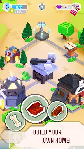 Chaseu0441raft - EPIC Running Game apkpoly screenshots 7