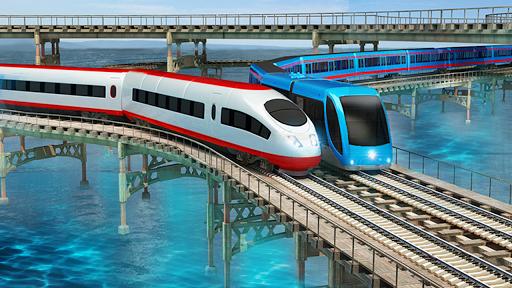 Train Driver Simulator 3D  captures d'écran 1