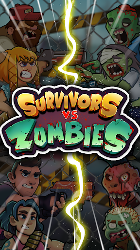 Survivors Vs Zombies - RPG Match 3 Link Puzzle 1.17 screenshots 6