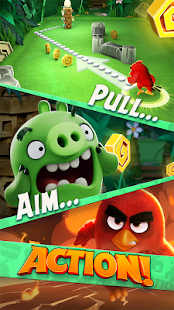 Angry Birds Action! screenshot 2