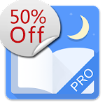 Moon+ Reader Pro (50% OFF) 4.0 (build 400400 Patched