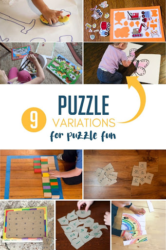 9 Puzzle Games for Kids and Plenty of Fun