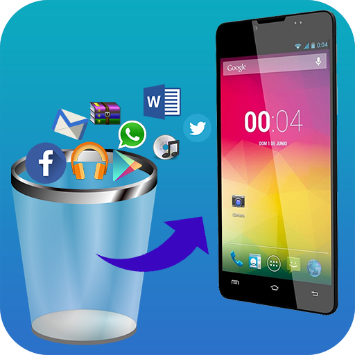 Recover Deleted Files, Photos And Videos