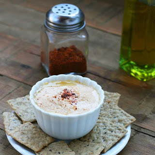 Roasted Cauliflower and Greek Yogurt Dip