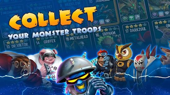 Monster Legends MOD 6.3.6 (Win With 3 Stars) APK 3