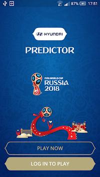FIFA World Cup™ Predictor