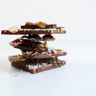 Dark Chocolate Sea Salt Treats