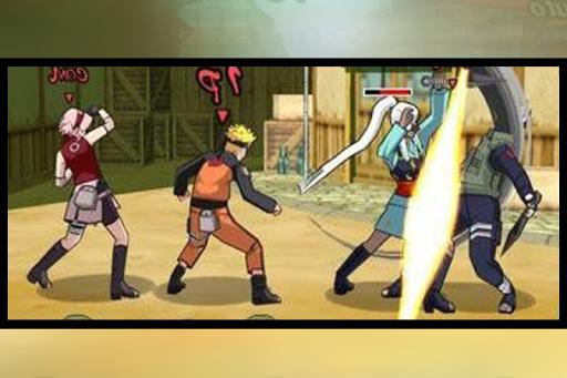 Naru Ninja heroes Fighting 1.0 screenshots 3