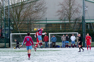 Photo: 18/12/10 v Woodhouse Imperial (North Leicestershire League Div 1) 1-3 - contributed by Gary Spooner
