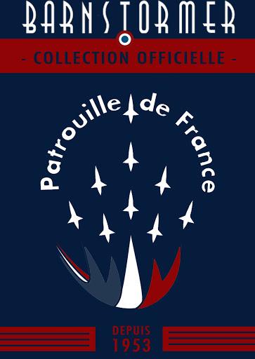 collection officielle Patrouille de france barnstormer