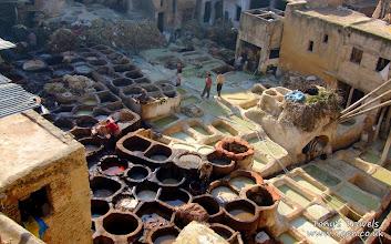 Photo: Fes, Morocco