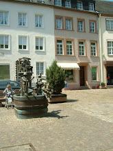 Photo: Marktplatz in Neuerburg © wikipedia CC-Lizenz Foto: Peng