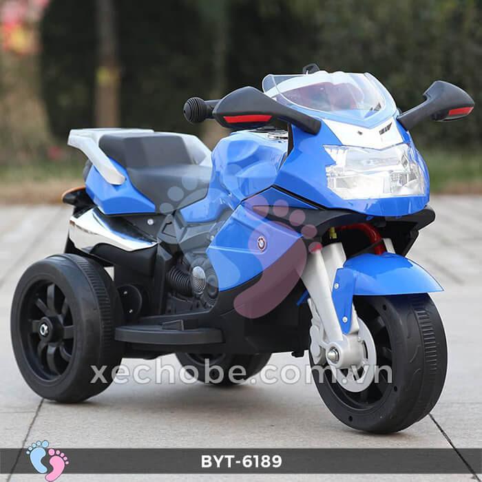 Xe mô tô điện 3 bánh BYT-6189 3