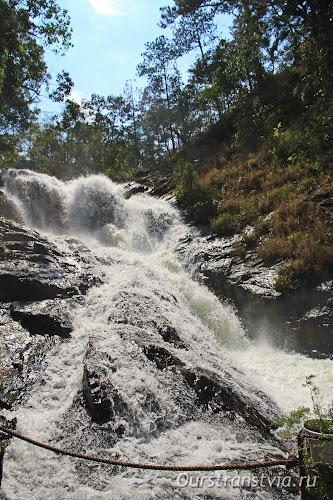 Водопад Датанла, Далат