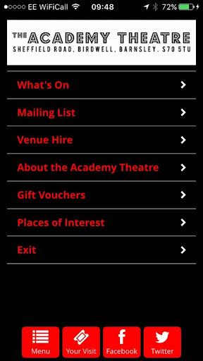 玩免費娛樂APP|下載The Academy Theatre Barnsley app不用錢|硬是要APP