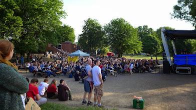 Photo: Abschlussveranstaltung des Festival der Jugend Foto: I.Lang