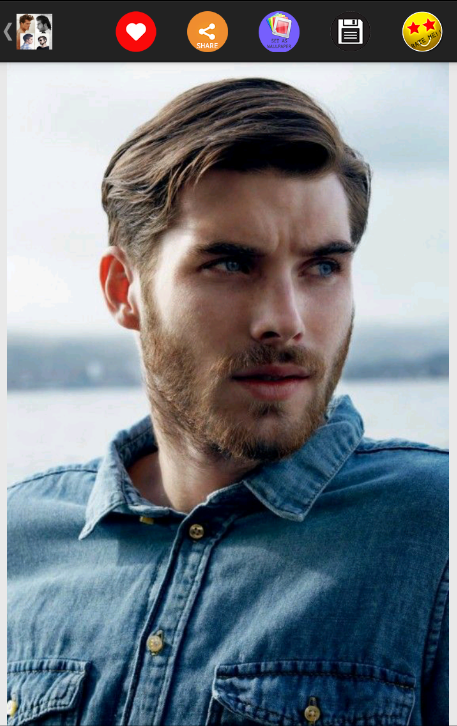 Stupendous Men Hairstyles Collections Android Apps On Google Play Short Hairstyles Gunalazisus