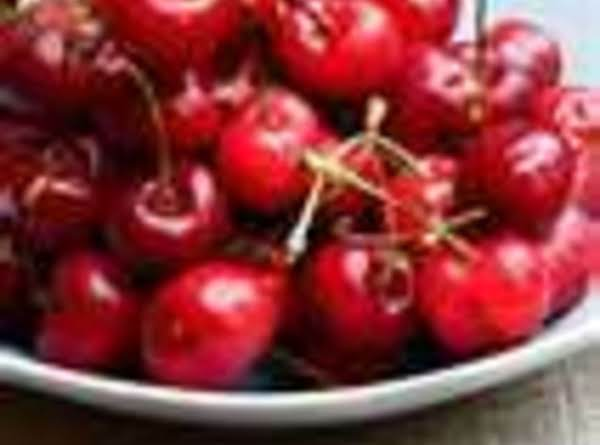 Homemade Cherry Cinnamon Schnapps