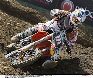 België begint aan Motorcross der Naties met een erg vreemde opstelling