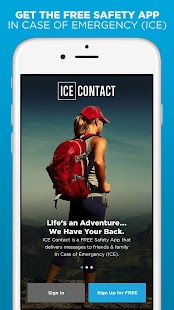 ICE Contact - FREE Safety App- screenshot thumbnail