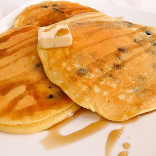 <Good for Your Health> Yogurt Hotcakes with Black Soybeans